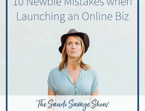 10 Newbie Mistakes when Launching an Online Business